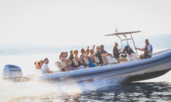 Toto Travel – Blue Cave 5 islands private Boat Trip