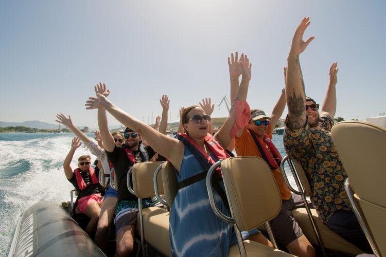 Toto Travel Boat Trip Blue Lagoon 3 Islands 3