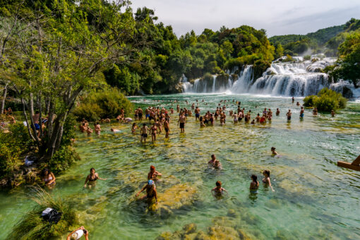 Toto Travel National Parks National Park Krka 10