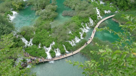 Toto Travel National Parks National Park Plitvice Lakes 1