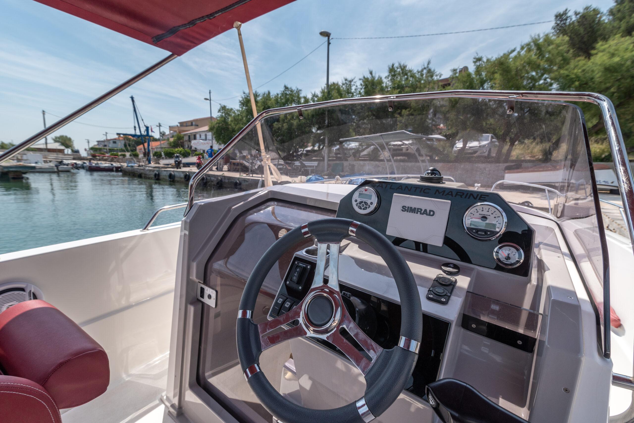 Toto Travel Rent A Boat Atlantic Marine 670 3