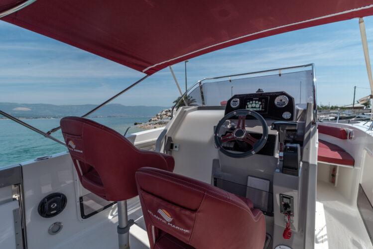 Toto Travel Rent A Boat Atlantic Marine 750 2