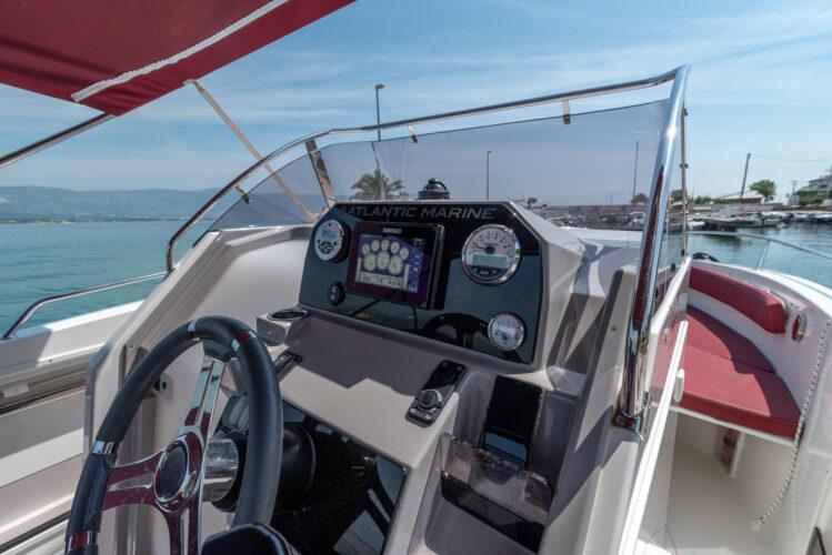 Toto Travel Rent A Boat Atlantic Marine 750 4