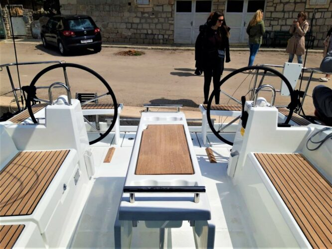 Toto Travel Rent A Boat Beneteau Oceanis 38.1. 2