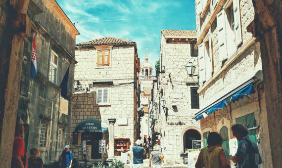 Toto Travel Sailing Trips Four Day Sailing Split To Dubrovnik 1