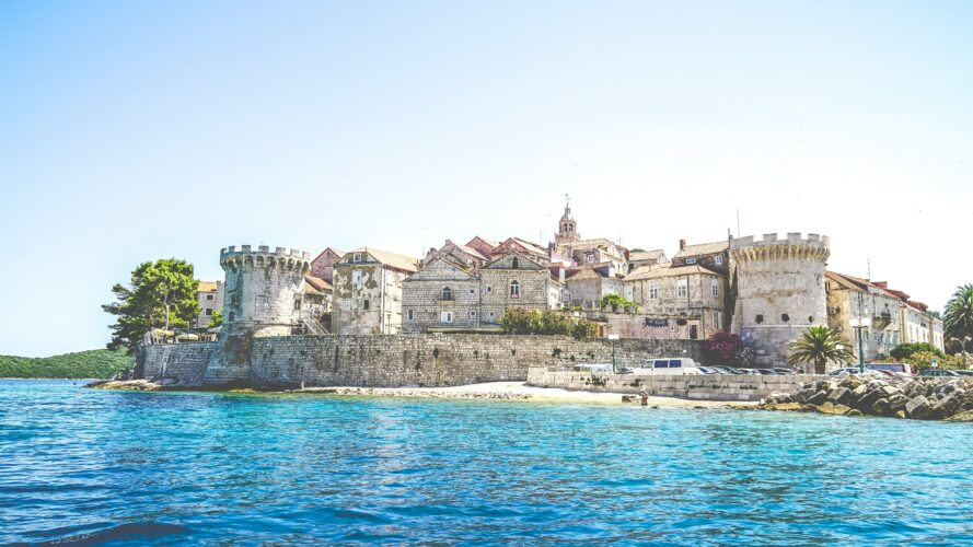 Toto Travel Sailing Trips Four Day Sailing Split To Dubrovnik 3