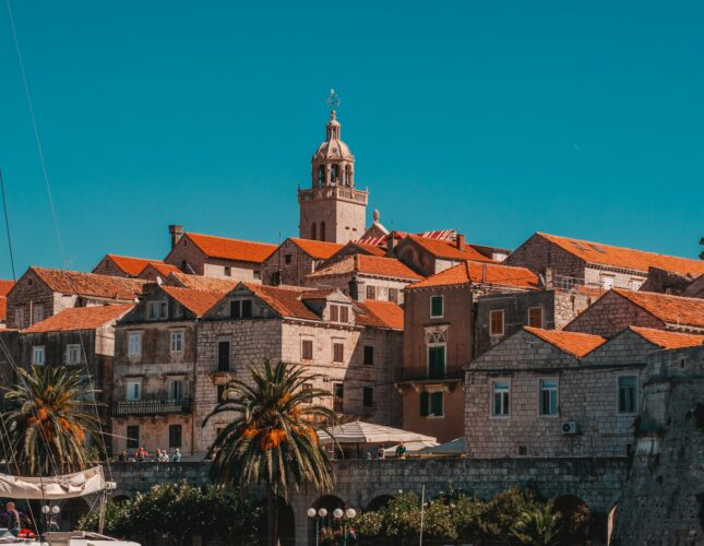 Toto Travel Sailing Trips Four Day Sailing Split To Dubrovnik 4